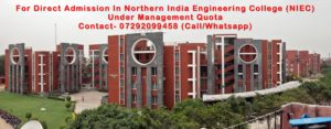 Direct admission in Northern India Engineering College