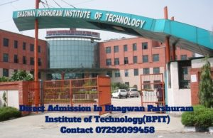 Direct admission in Bhagwan Parshuram Institute of Technology